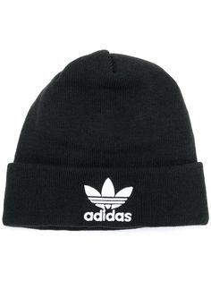 de145d5ec56 Adidas Bonnet à Logo Brodé - Farfetch