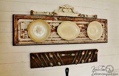 Reciclar puertas de muebles:12 ideas | Bricolaje