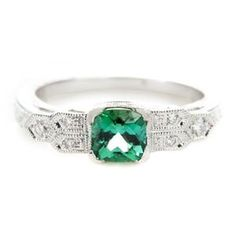 Beverly K Tourmaline and Diamond ring