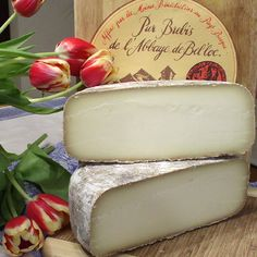 Abbaye de Belloc.This cheese has a fine, closed texture and is is rich with butter-fat. The lingering flavor, like caramelized brown sugar, is the result of six months of maturation.