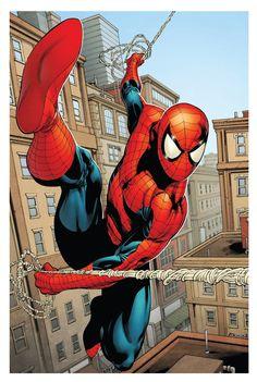 Spider-Man by Robert Atkins