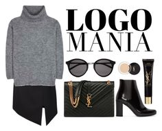 No 185 by muffino on Polyvore featuring polyvore fashion style Yves Saint Laurent clothing