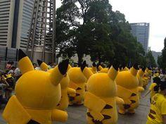 Pikachus Invasion
