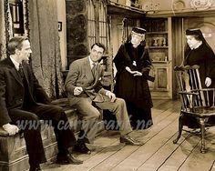 """There's a body in the window seat!"" Arsenic and Old Lace--still hilarious after all these years"