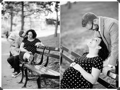 NYC Maternity Photography: Robert and Kathleen Photographers | Central Park, Manhattan: Maternity Session Photos