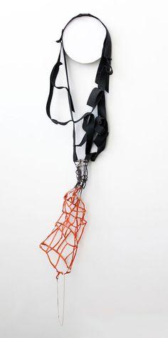 Laura Prieto-Velasco, Neckpiece, 2011