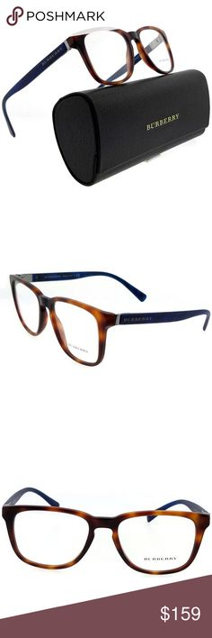 ebe7483b99 BURBERRY BE2239-3617-53 EYEGLASSES New gorgeous authentic Burberry  BE2239-3617-53
