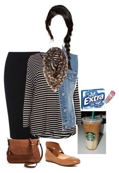 Starbuckss by bye18 on Polyvore featuring Dorothy Perkins, maurices, Warehouse, Jessica Simpson, Moda Luxe and Biba