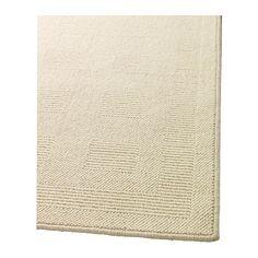 HAVBRO Alfombra, pelo corto IKEA La lana de fibra larga es muy duradera, no se deshilacha y confiere a la alfombra un brillo natural.