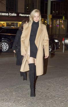 The Boots That Every Celebrity Has Worn Lately. #celebritystyle #boots #fashion