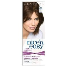 Clairol Nice N' Easy Hair Color -765, Medium Brown (Pack of 4) Uk Loving Care * Read more reviews of the product by visiting the link on the image.