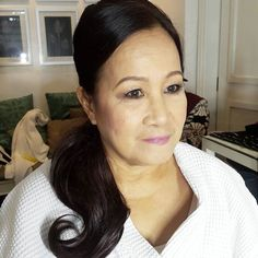 Wedding guest. #onmymakeupchair  Makeup | @makeupbyaimeeg  Hair | @khylelimino  #WeddingsPh #weddingsmanila #makeupartistph #makeupartist #hmua #hmuaph #mua #muaph #makeup #hairstylist #hair #beauty #fashion #glam For bookings: 091789-AIMEE (24633) | VIBER09473370558
