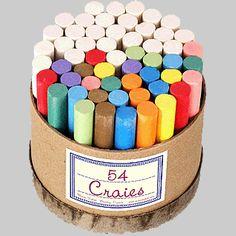 Fancy - Box of Chalk