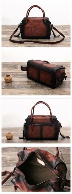 Women Handbag Handmade Full Grain Leather Designer Shoulder Bag   womenhandbags 3e901511a4565