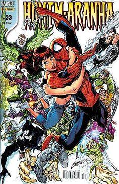 Homem-Aranha n° 33 - Panini
