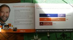 NDP Pamphlet:  The pamphlet also contains a snapshot of what is currently happening with Canadian politics.  For a voter who is not up to date with the current agenda, the pamphlet does an excellent job highlighting what they need to know.  A simple bar chart on the second page demonstrates the current situation, and how it can be addressed by a potential voter.  #Orangecrush #Cheers #elxn42