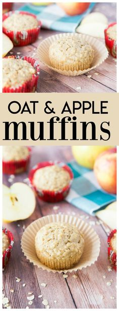 These Oat & Apple Mu