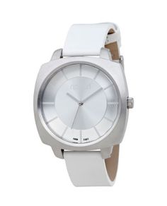 Rip Curl Women's A2590G - WHI Alana White Stainless Steel Analog Watch Rip Curl. $89.00. New square case design. Water-resistant to 100 M (330 feet). Depth tested to 100 meters. Classic analog surf or beach watch. 316l high grade stainless steel case that does not rust and is non-corrosive in a marine environment