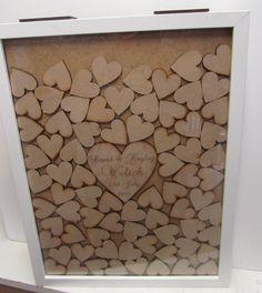 DROP BOX style wedding guest book alternative by Thepinkgiraffes ...