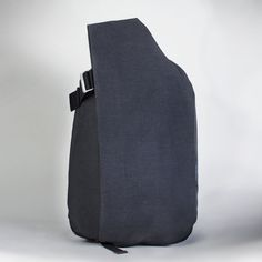 Cote & Ciel Isar Rucksack, A first look at the architectural backpack's textured FW '14 edition
