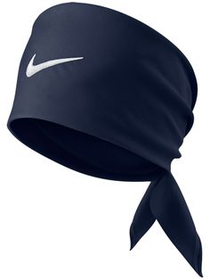 Nike Men's Spring 1 Swoosh Bandana Midnight Navy now available at http://www.itennis.in