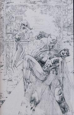 Batman: Hush Unwrapped Deluxe Edition Love the illustration! Jim Lee Batman, Batman Hush, Im Batman, Comic Books Art, Comic Art, Book Art, Batman Story, Jim Lee Art, Wonder Woman Comic