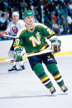 Dino Ciccarelli, Minnesota North Stars