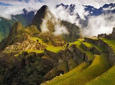 Clearing Storm over Machu Picchu - AndersonImages via flickr