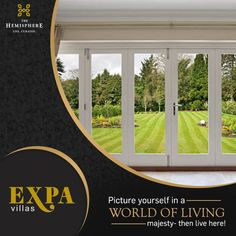 THE HEMISPHERE PRESENTS EXPA VILLA  Picture yourself in a world of majesty - then live here! Be part of #Expa_Villas , located in the most premium part #Greater_Noida near #Pari_Chowk , just opposite to #metro_station.