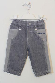 Pantalón 6 meses Sewing Patterns For Kids, Sewing For Kids, Boys Pants, Boy Shorts, Biker Baby, Baron, Baby Wearing, Kids Boys, Bermuda Shorts