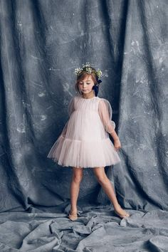 Nellystella LOVE Alice Dress Orchid Ice