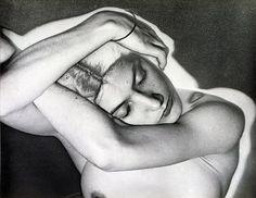 Man Ray, Natacha allongée, 1931 circa