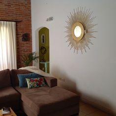 Sunburst mirror by La Tienda Deco&Ideas. Latiendadecoideas@gmail.com