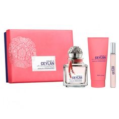 VIAJE A CEYLAN WOMAN ADOLFO DOMINGUEZ 100 ml + BODY 100 ML + EDT 10 ML #regalo por sólo: 39,63€