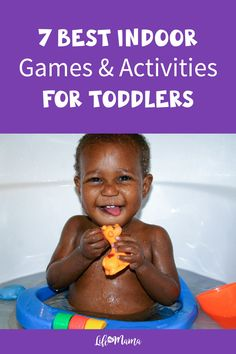 7 Sanity-Saving Indoor Play Ideas For Toddlers In Winter Indoor Games, Indoor Activities, Educational Activities, Learning Activities, Toddler Preschool, Toddler Toys, Toddler Activities, Kids Toys, Play Ideas