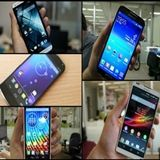 Motorola Razr D3, LG Nexus 4, Samsung Galaxy S4, Sony Xperia ZQ, HTC One http://www.blogpc.net.br/2013/08/5-otimas-opcoes-de-smartphones-com-Android-Jelly-Bean.html