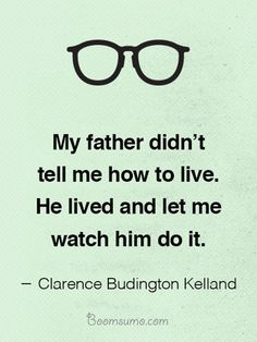 nice Best Fathers Day Quotes - Good Quotes About Dads