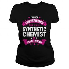 I Love Synthetic Chemist T-Shirts