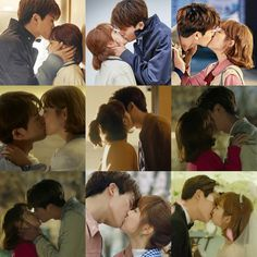 The cute kisses from strong woman do bong soon! This couple needs to be real💜 Park Bo Young, Park Hyung Sik, Kdrama, Strong Girls, Strong Women, Ahn Min Hyuk, Strong Woman Do Bong Soon, Drama Fever, Weightlifting Fairy Kim Bok Joo