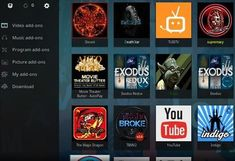 The Best Kodi Add-on List Working and Updated Daily Free Internet Tv, Kodi Android, Tv Hacks, Kodi Builds, Voice Acting, Electronics Projects, Linux, December, Tv Streaming