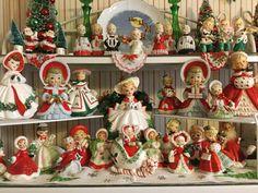 Old Time Christmas, Christmas Past, Merry Little Christmas, Retro Christmas, Christmas Items, Christmas Design, Holiday Fun, Christmas Displays, Christmas Decorations