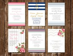 Contemporary Wedding Invitations #thinkingpaperinvitations #contemporaryinvitations