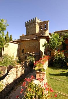 Top 10 Italian castles turned into hotels