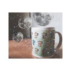 Coffee and long nights