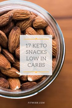 What can you snack on a Keto diet? Here are 21 easy keto snacks for on-the-go and weight loss. Best Low Carb Snacks, Keto Snacks, Low Carb Recipes, Diet Recipes, Healthy Diet Tips, Healthy Eating, No Sugar Diet, Keto Food List, Low Carb Keto