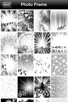 iPhone App Turns Your Photos Into Japanese Comics Manga Tutorial, Comic Tutorial, Manga Drawing Tutorials, Art Tutorials, Comic Book Layout, Wie Zeichnet Man Manga, Poses References, Comic Drawing, Digital Art Tutorial