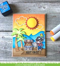 Hello and welcome to Lawn Fawn's Summer 2017 Inspiration and Release week! On May 18th our 10 new stamp sets and their coordinating d...