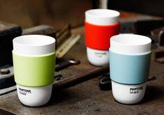 #pantone coffee cup