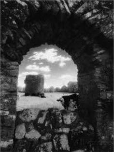 Really cool stone archways in Balleybeg Ireland