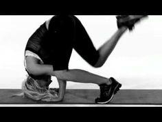 Gwyneth's Iron Man leg workout
